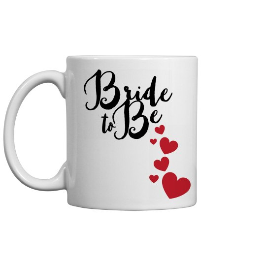 To Be Bride Mug