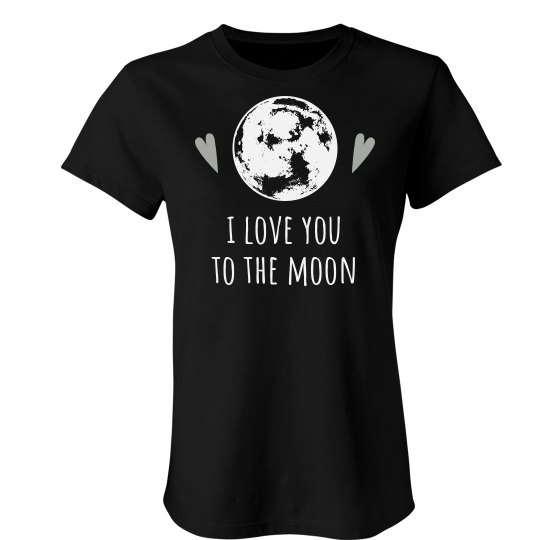 To The Moon Valentine
