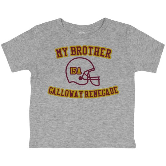Toddler brother tee