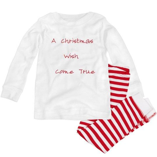 Toddler Christmas Pajama Set