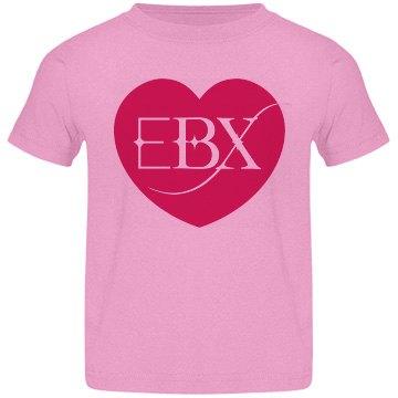 Toddler EBX Pink Tee