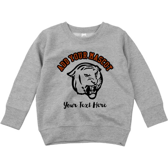 Toddler Family Mascot Sweater