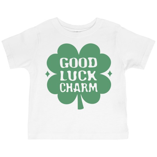 Toddler Good Luck Charm St. Patrick's