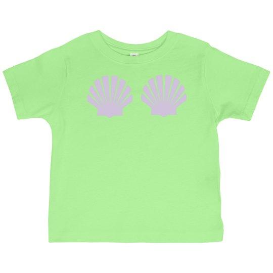 Toddler Mermaid T-shirt