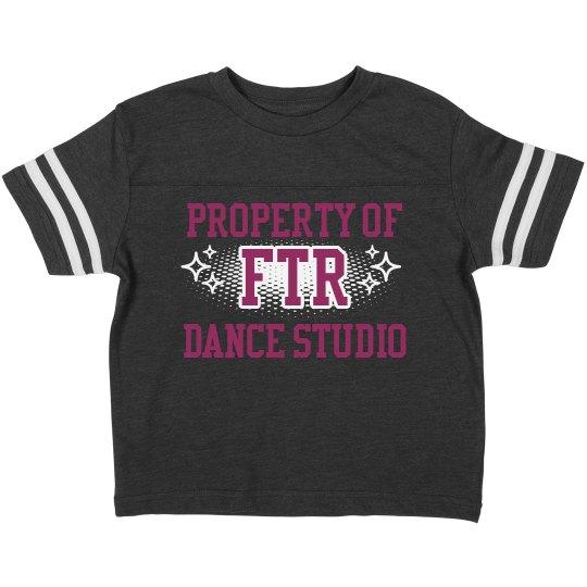Toddler Property of FTR