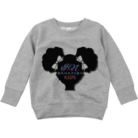 Toddler Puff Sweatshirt