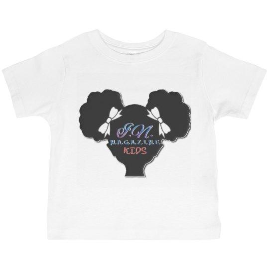 Toddler Puff T shirt