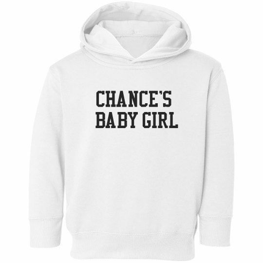 Toddler Sized Chance Hoodie