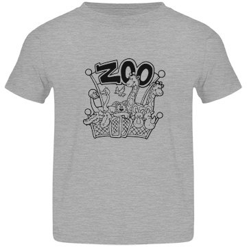 Toddlers Zoo Shirt