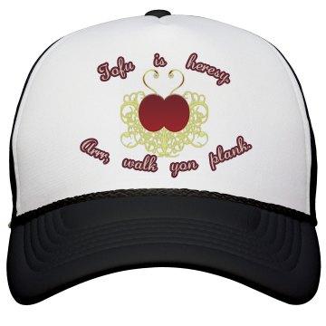 Tofu hat