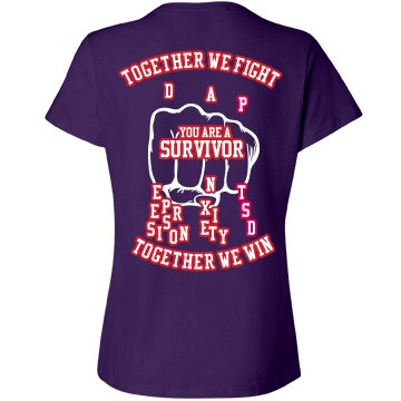 Together we fight PTSD