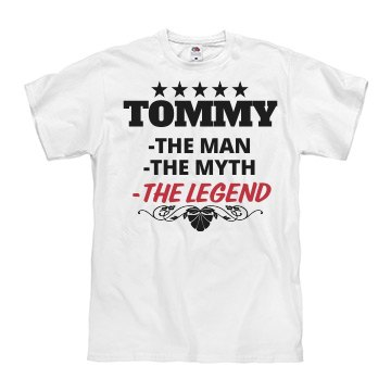Tommy - the man!