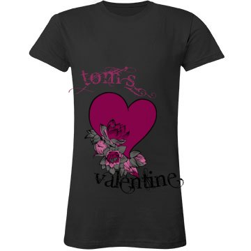 Tom's Valentine heart