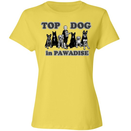 TOP DOG in PAWADISE
