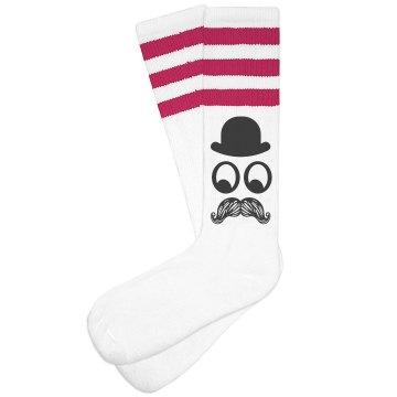 Top Hat Mustache