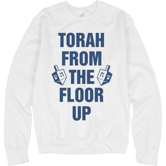 Torah Hanukkah Pun