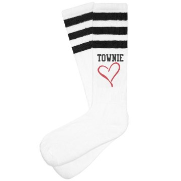Townie crew socks