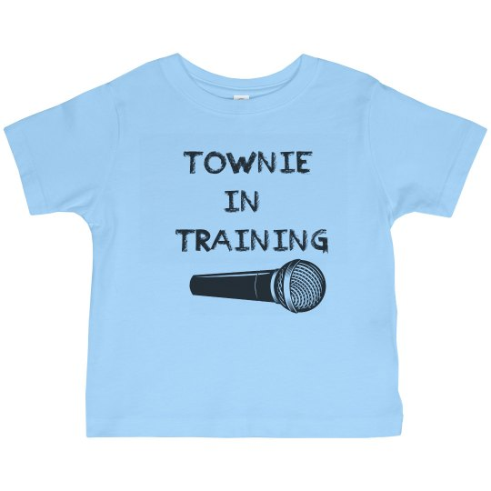 Townie In Training Tee