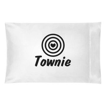 Townie pillowcase
