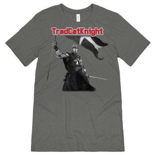 TradCatKnight t-shirt
