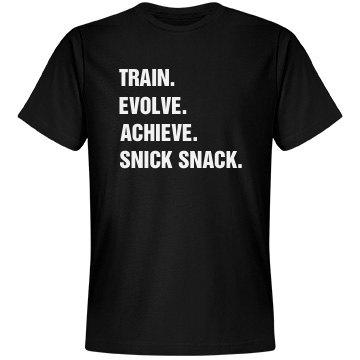 Train & Snick Snacks