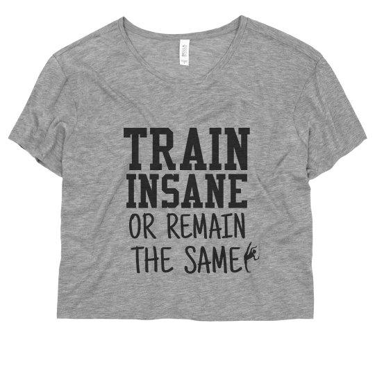 Train Insane-Adult