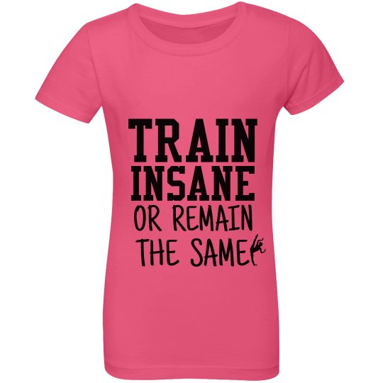 Train Insane-Youth