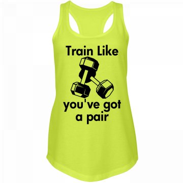 Train Like You Mean it