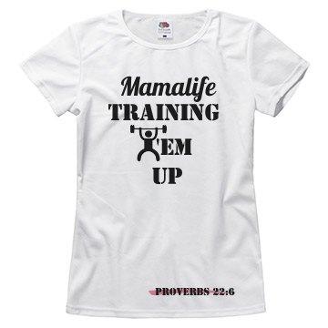training 'em up