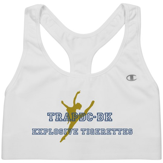 TRAPDC sports bra