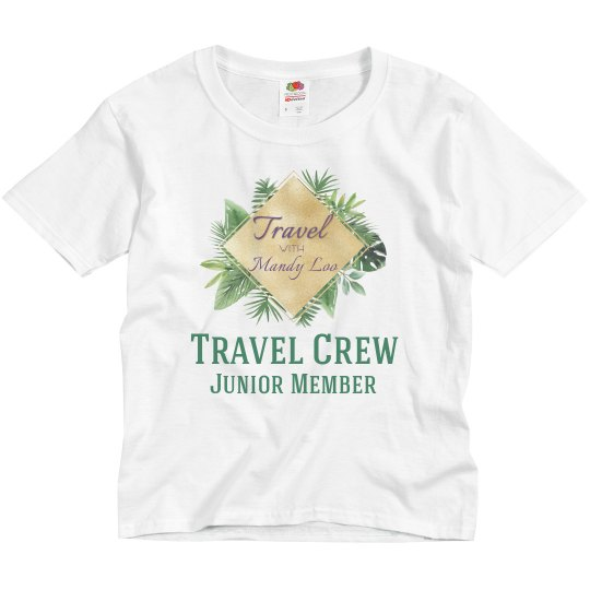 Travel Crew- Junior Member