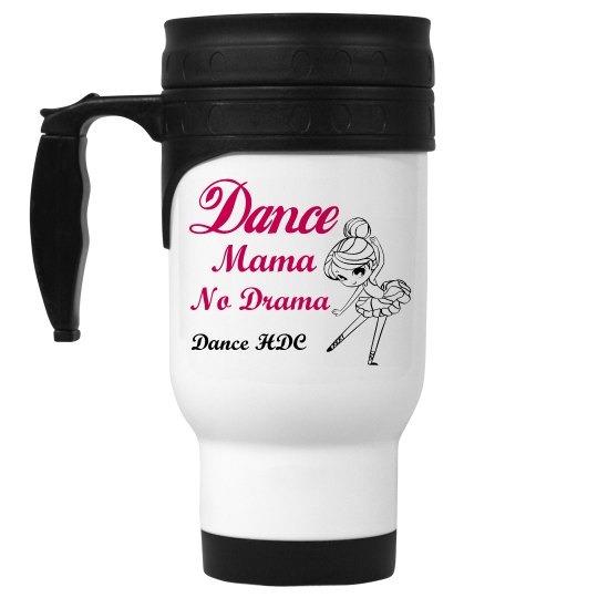 Travel mom mug