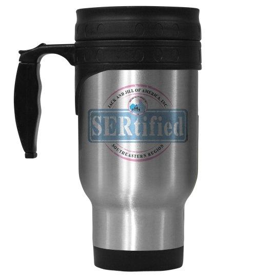 Travel Mug SERtified