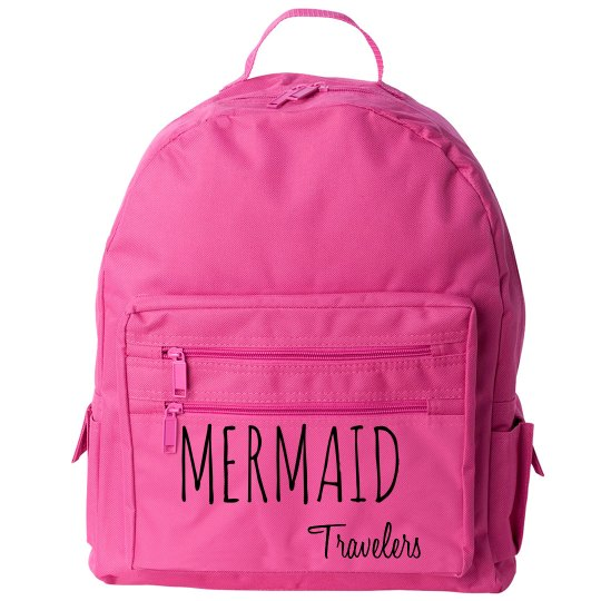 Travelers back pack