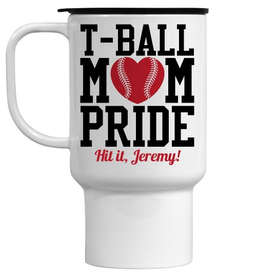 Traveling T-Ball Mom