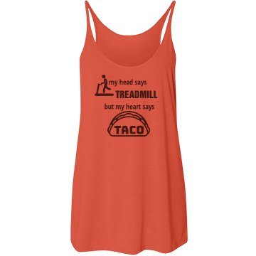Treadmills for Tacos