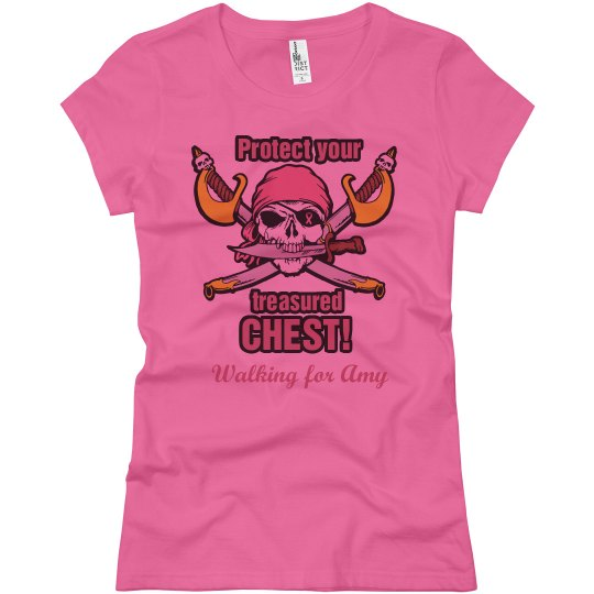 Treasured Chest Walk Tee