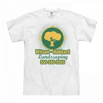 Tree Logo Business Shirt