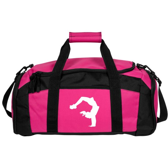 Trendy Cheer Gear Bags With Custom Name