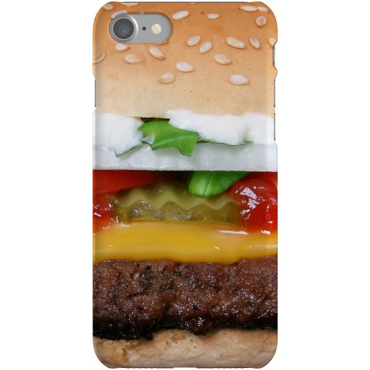 Trendy Cheeseburger Phone Case