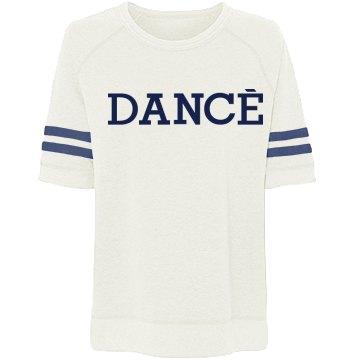 Trendy Dance Tee