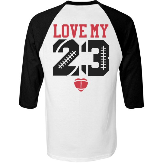 Trendy Football Girlfriend Shirts You Can Customize!