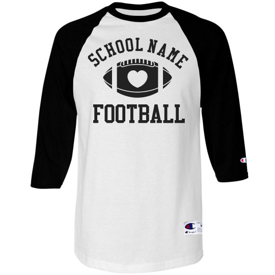 Trendy Football Mom Shirts With Custom Backs