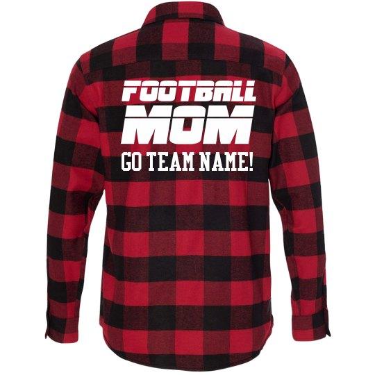 Trendy Football Mom