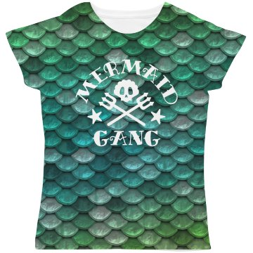 Trendy Mermaid Gang Mermaid Scales