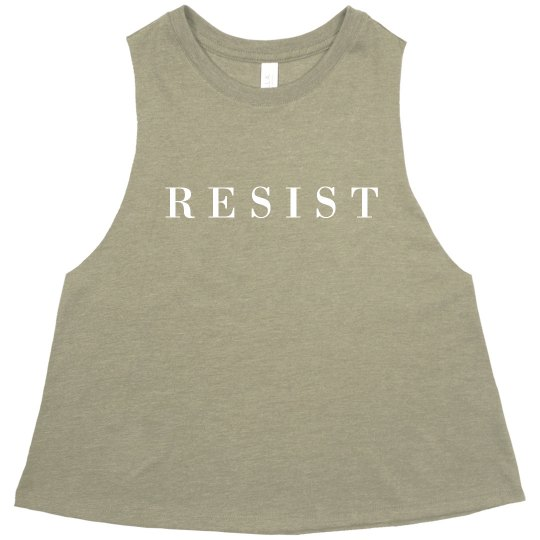 Trendy Political Resist