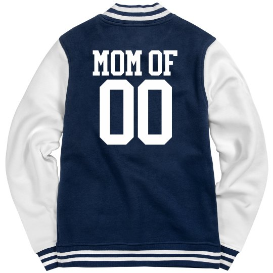 Trendy Proud Basketball Mom Jackets With Custom Name