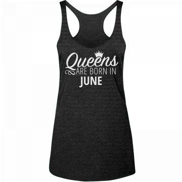 Trendy Queens Are Born In June