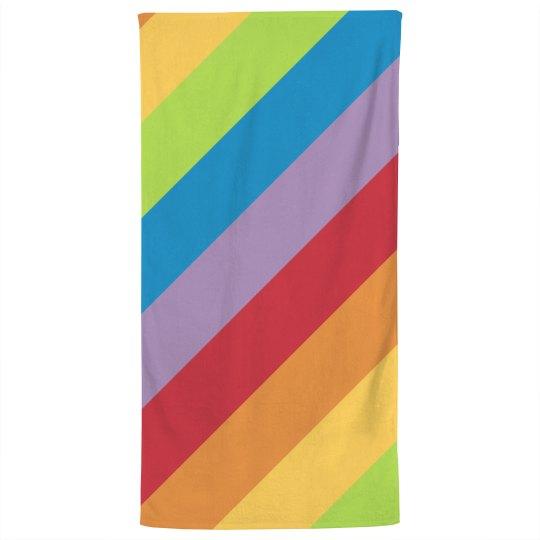 Trendy Rainbow Pattern