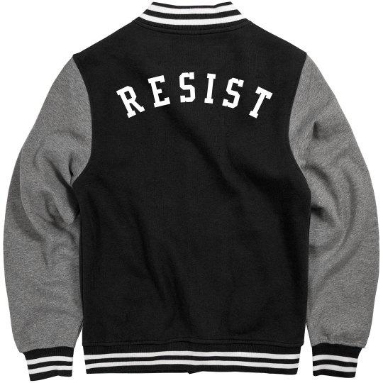 Trendy Resist The Power